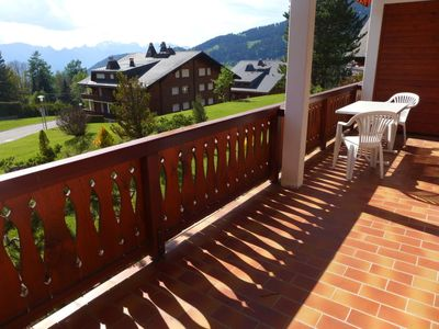 Photo for Apartment Topaze in Villars - 2 persons, 1 bedrooms