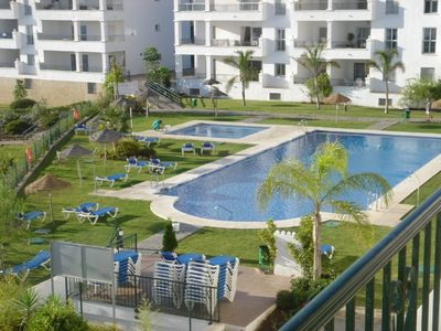 Photo for Modern Luxury 3 bed apartment with spectacular views on 5 star golf resort