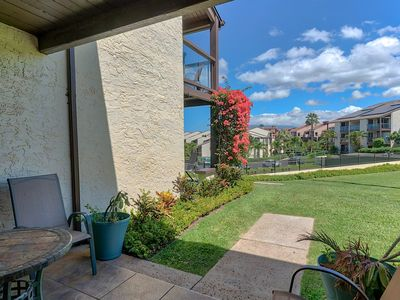 Photo for #154 - Lovely ground level condo with great sunset views.