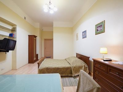 Photo for Studio apartment in the center of Lviv with Internet (392476)