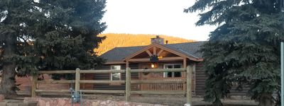 Photo for New -1/2019!  Mountain Cabin Walking Distance to Downtown Hot Tub & Dog Friendly