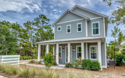"Photo for ""Do Grayt Things"" Gorgeous Home in the Heart of Grayton Beach Community + Pool!"