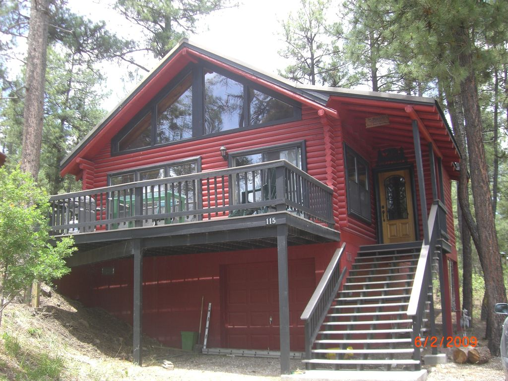 Escape to the mountains of ruidoso and our homeaway for 6 bedroom cabins in ruidoso nm