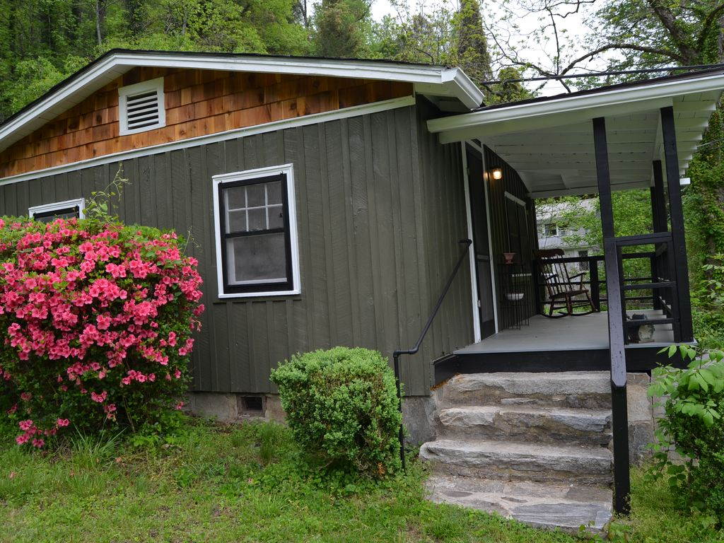 97 rocky river cabin vrbo for Table rock nc cabins