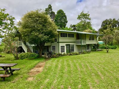 Photo for 10 Acre Private Bamboo Retreat Located  Just Minutes From Volcano National Park