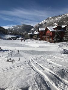 Photo for Ritz Carlton  Aspen Highlands Ski in and out.