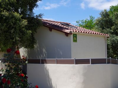 Photo for Detached house, garden, plancha, air conditioning Argelès / sea / beach