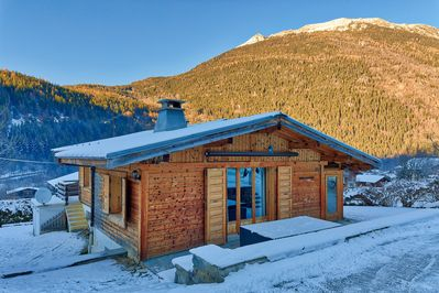 Stunning Les Houches chalet