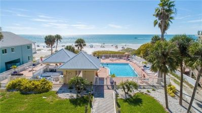 Photo for Resort Style Beachfront Suite with stunning Gulf views