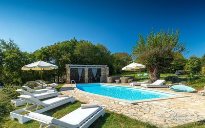 Photo for Authentic Istrian property with private pool in Groznjan