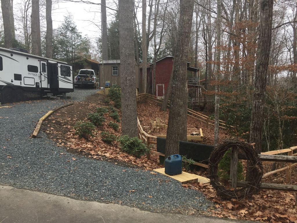 Cool Mountain Temps At Linville Land Harbor Vrbo