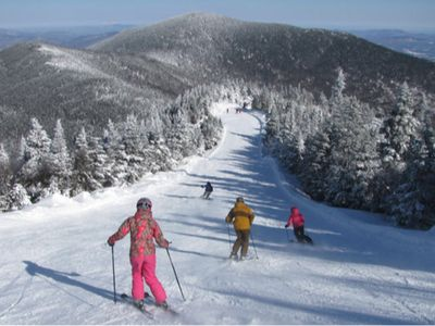 Photo for 2 bedroom delux suite at Smuggler's Notch Resort March 11 to 17