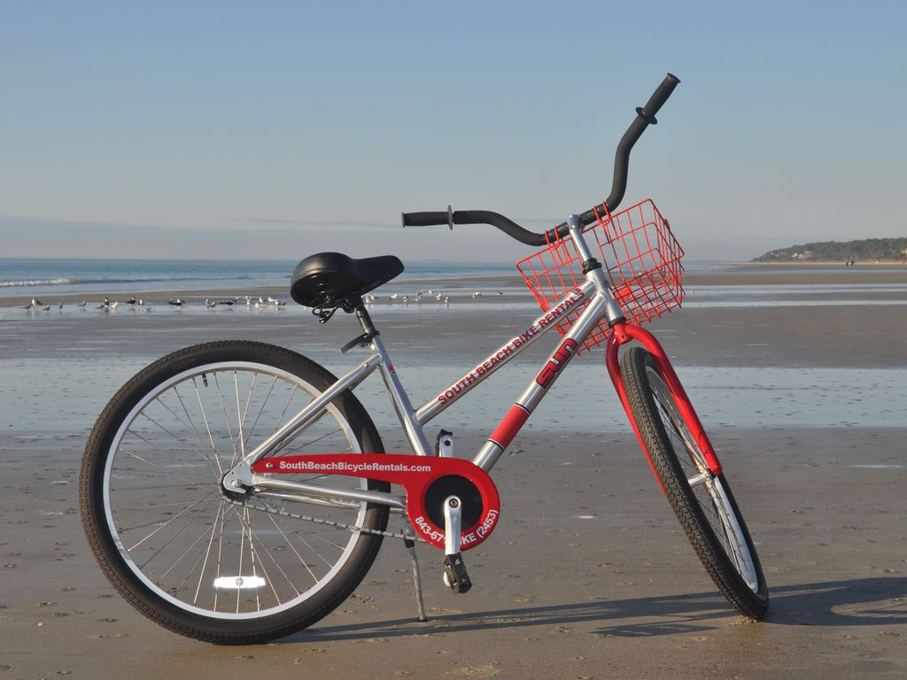 Sun, Surf, Sand! 309 Breakers, Free Bikes Included