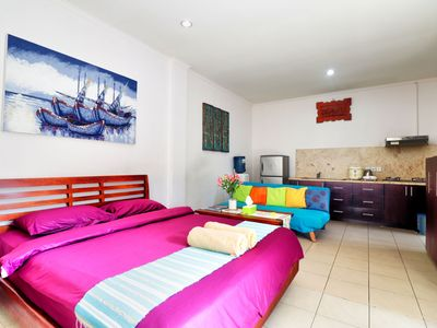 Photo for Sanur Apartment 12 mins Walk to Beach #4