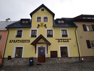 Photo for Beautiful apartment in Boží Dar in the result on the German border