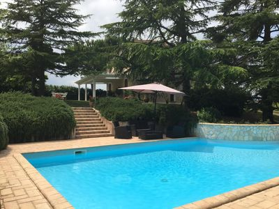 Photo for Elegant Villa Sleeping Up to Eight Guests, With Swimming Pool (10x5m)