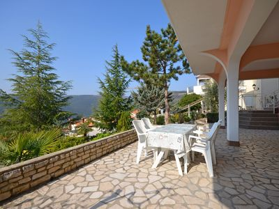 Photo for 1BR Apartment Vacation Rental in Rabac