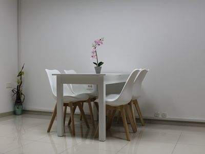 Photo for modern apartment newly furnished and fully equipped in a great location