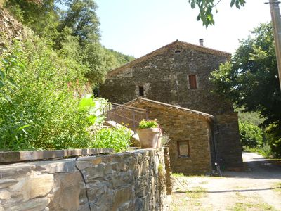 Photo for Cévennes cottage by the river