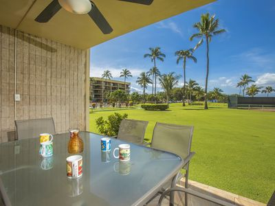 Photo for Maui Sunset #A-122 Oceanfront Ocean View 3 Bedroom 3 Full Bathrooms Sleeps 6