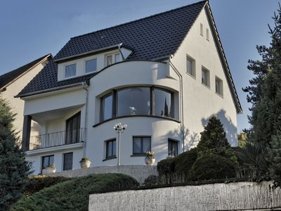 Photo for Stylish villa with a unique view of the Rhine in the World Heritage Middle Rhine