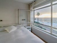 The apartment and it's location are great and has an amazing view. The apartment was clean, well