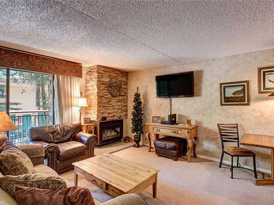 Photo for Ski-in/ski-out condo, Recently remodeled, Fully stocked kitchen, Hot tub/pool access!