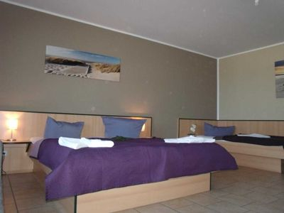 Photo for Triple Room with Balcony - Hotel Bergmühle