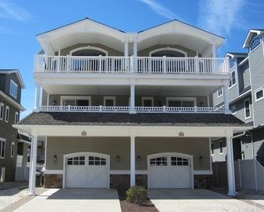 Photo for UPGRADES THROUGHOUT -  2 master suites with private bathrooms. 3 decks, private outside shower and large garage.