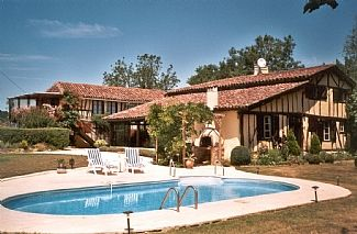 Photo for Gite Full of Charm And Character, Gascony, Attractive Gardens, Beautiful Pool
