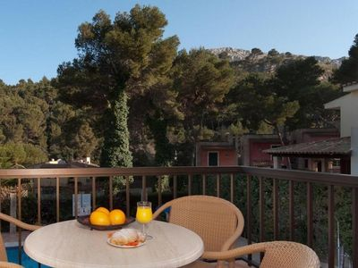Photo for Cala San Vicente Apartment, Sleeps 5 with WiFi