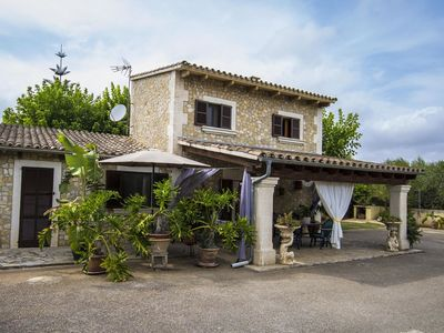 Photo for Comfortable mansion at the edge of the the edge of the village of Muro