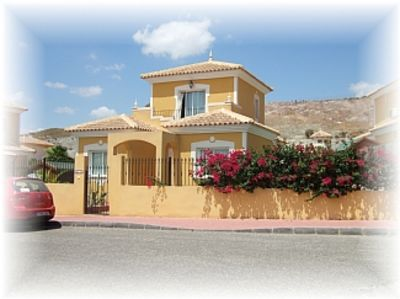 Photo for 3 Bed Private Luxury Villa With Private Pool & Air Conditioning & Free Wi-fi