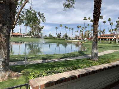Photo for Lake View Desert Escape in Rancho Mirage