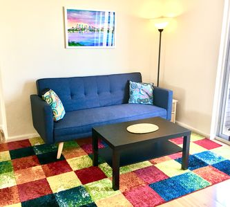 Comfortable and Bright Lounge