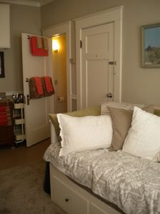 Photo for Cozy Functional Private Room and Shower; Walk Into Town; Minutes To Beaches.