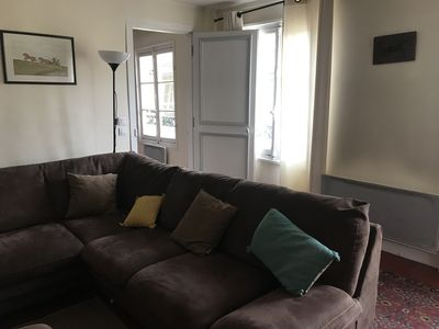 Photo for 4 room apartment 4 me floor without elevator very quiet and clear