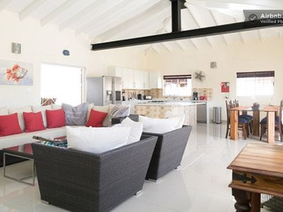 stylish living at all our Villa's, different design but same luxury - spacious