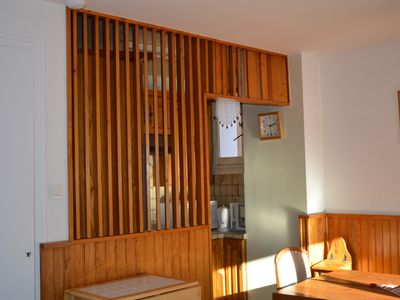 Photo for In the heart of the resort, beautiful 3 rooms - 50 m2