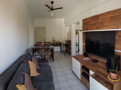 Photo for 1 bedroom apartment with air conditioning, great location
