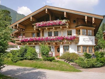 Photo for Country house Rosengartl, Krimml  in Pinzgau - 4 persons, 2 bedrooms