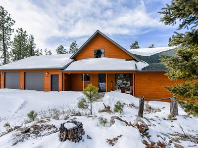 Spacious Property Near Deer Mountain and Snowmobile/ATV Trails!