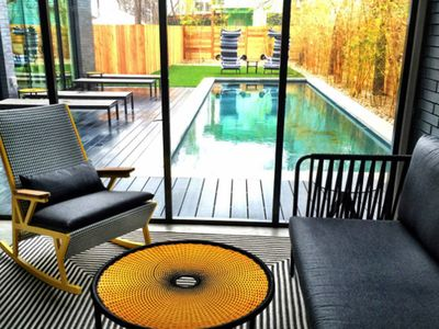 Photo for Modern Estate With Pool - Wallerspace