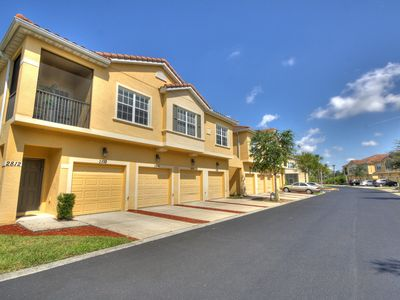 Photo for Beautiful 2 Bed / 2 Bath Condo in Oakwater Resort - Just 2 miles from Disney!