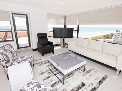 Photo for Miami Beach 1501 Oceanfront 2 Bedroom Gorgeous Suite