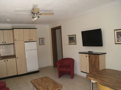 Photo for Santa Maria Villa -Apartments (D) One Bed/Room, Pool, WiFi, Private Patio
