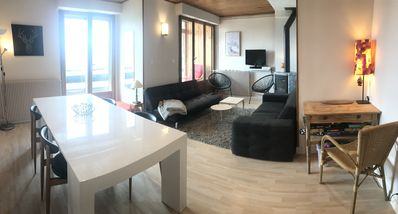 Photo for ideal families / sports T3 RENOVATED 2018 sleeps 8 / cellar / WI FI