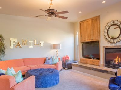 Photo for IMMACULATE  REMODELED  4 BR,  4 BATH SLEEPS 10 Condo- Private Hot Tub