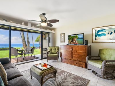 Photo for Ocean Front | No Stairs | Upgraded | Starts at $119/night