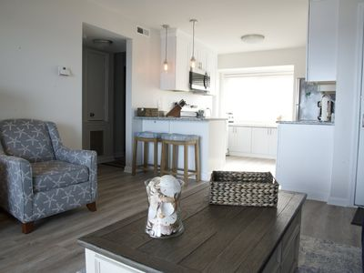 Photo for Beautiful, immaculate, OCEAN FRONT couples retreat with an amazing view
